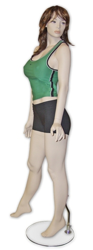 Full Figure Female Mannequin