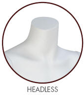 Evelyn Female Mannequin Headless