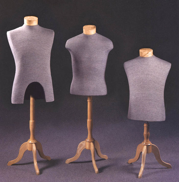 Jersey Covered Forms And Bases From Mannequinlands Line Of Store